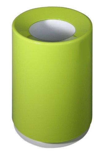 イデアコ ゴミ箱 チューブラー (チューブラー) ライトグリーン