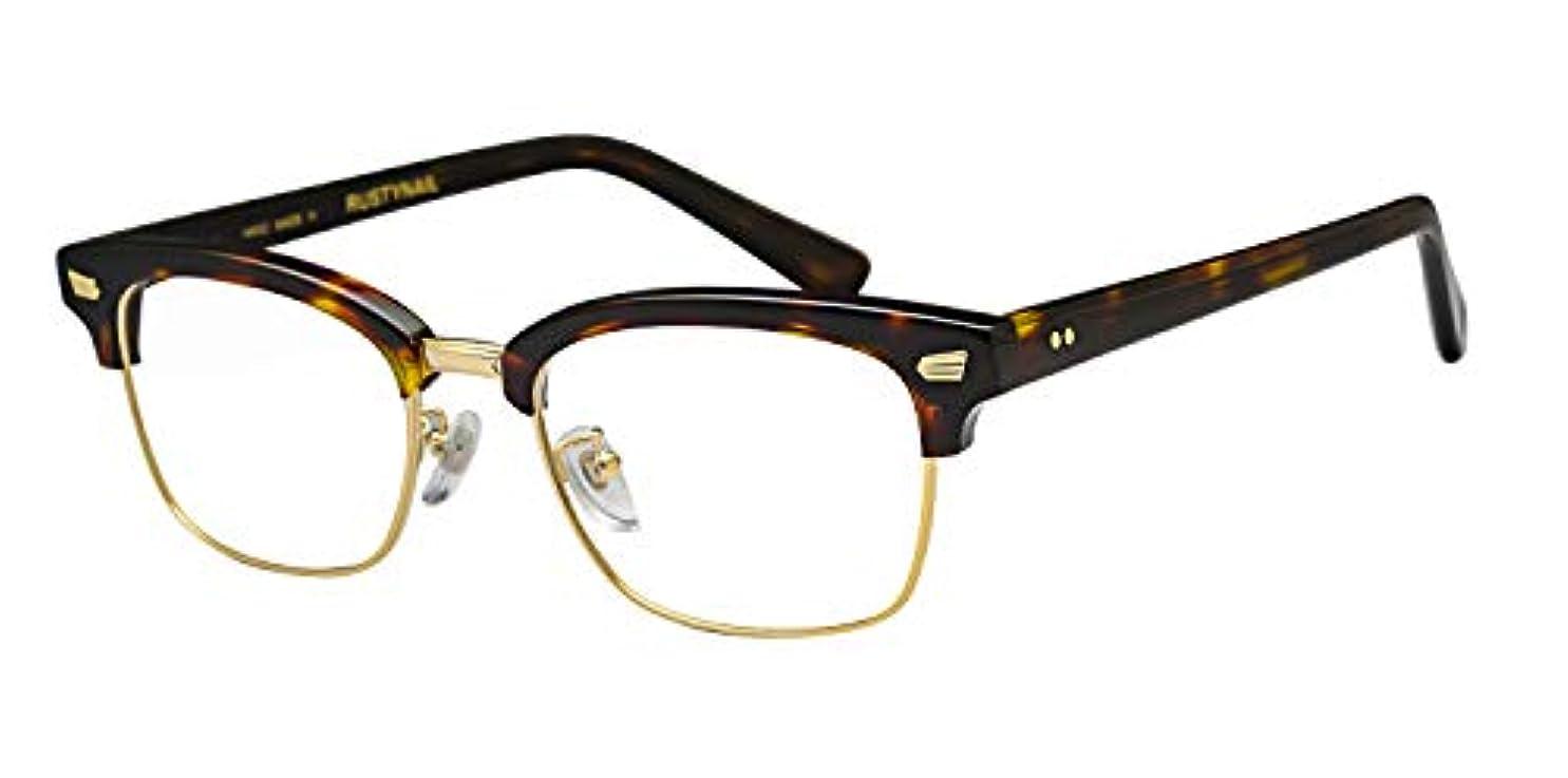 鯖江ワークス(SABAE WORKS) 遠近両用メガネ 老眼鏡 サーモント RN1052C2 +1.50