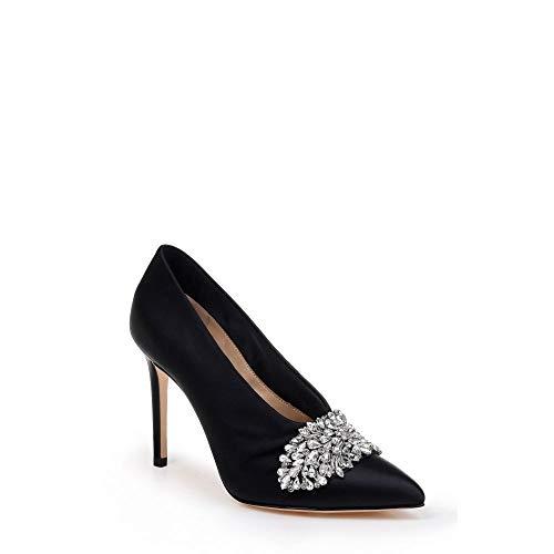 (バッジェリー ミシュカ) BADGLEY MISCHKA レディース シューズ・靴 パンプス Vanilla Crystal Embellished Pump [並行輸入品]