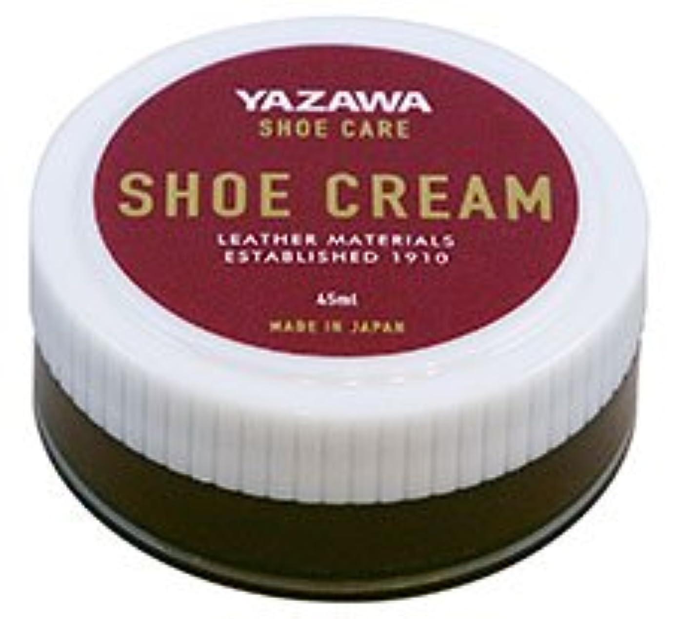 [Yazawa] SHOE CARE シュークリーム 45ml