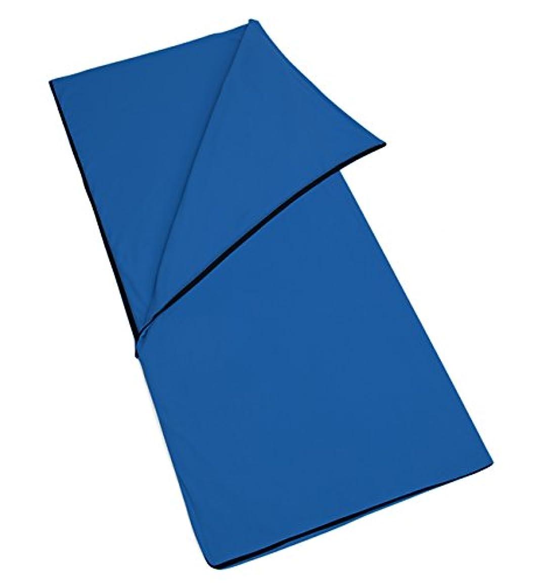 私たち自身神離婚(サモルックス) Sumolux インナーシュラフ 寝袋 フリース 毛布 ブランケット 大判 あったかい 多機能 膝掛け アウトドア 車中泊 洗える ファスナー付き 封筒型