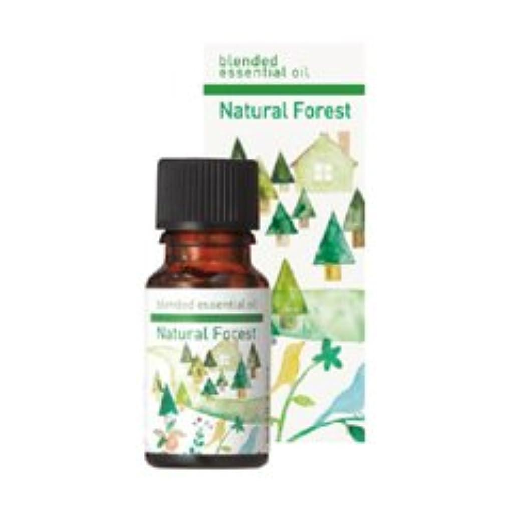 節約するポータル靄生活の木 ブレンドエッセンシャルオイル ナチュラルフォレスト [10ml] エッセンシャルオイル/精油