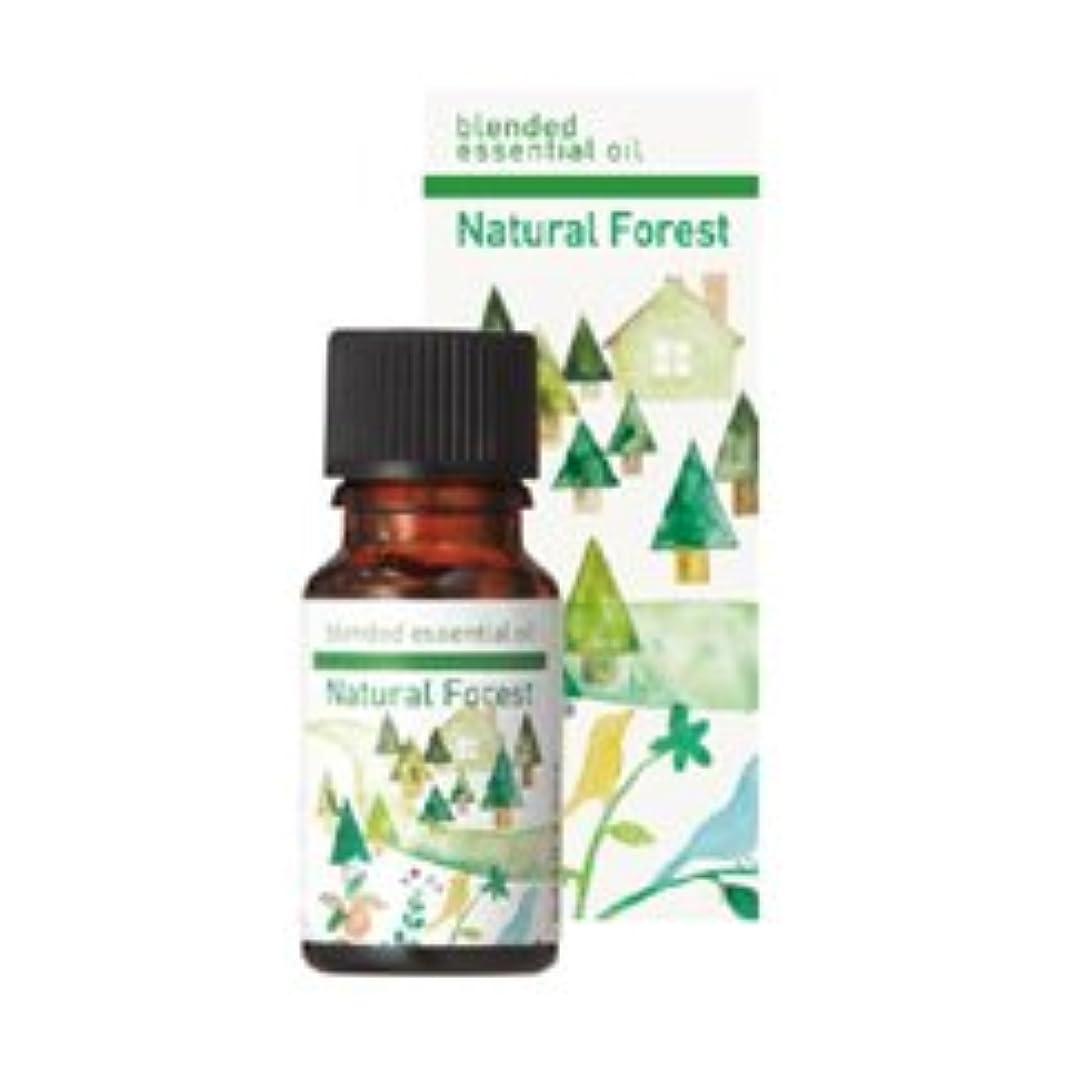 とにかく入浴神生活の木 ブレンドエッセンシャルオイル ナチュラルフォレスト [10ml] エッセンシャルオイル/精油