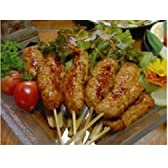 【Amazon限定】【鶏肉専門店の焼き鳥】軟骨入りつくね棒焼鳥串 10本