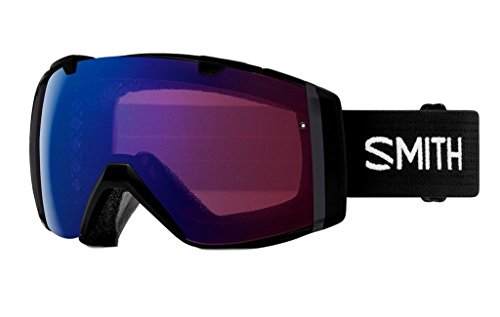 SMITH スミス スノーボード ゴーグル アイオー 17-18モデル I-O Black F