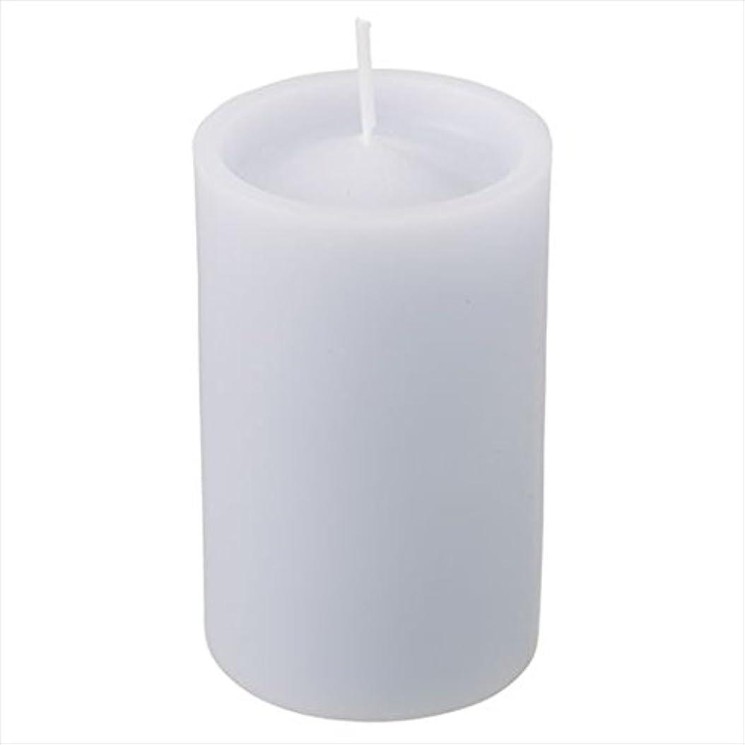 波紋密輸通路カメヤマキャンドル( kameyama candle ) ロイヤルラウンド60 「 グレー 」