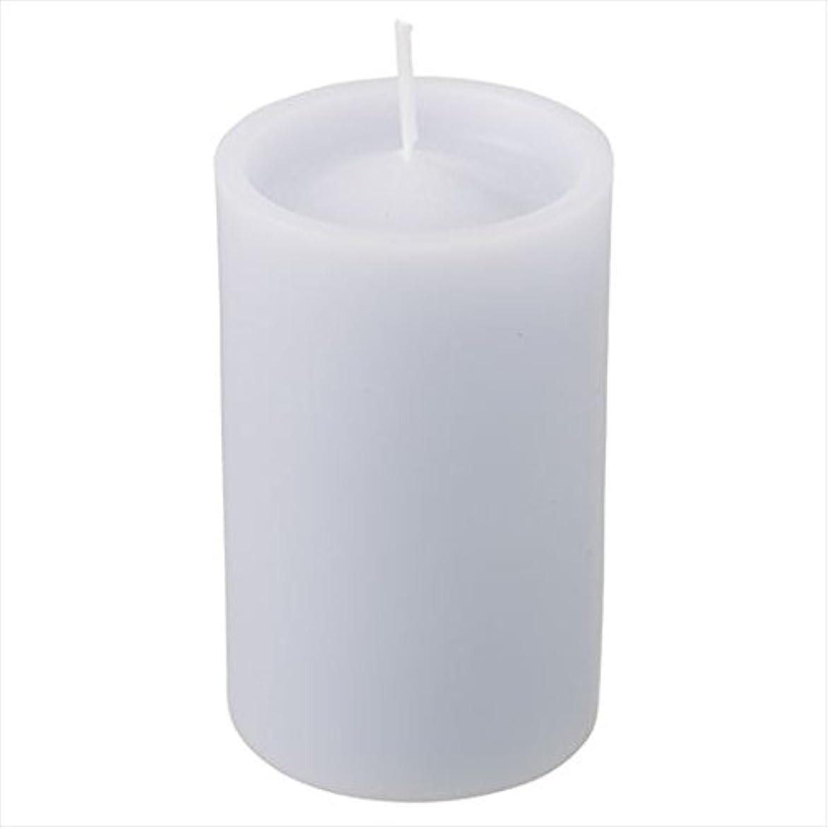 巨大脳コンクリートカメヤマキャンドル( kameyama candle ) ロイヤルラウンド60 「 グレー 」