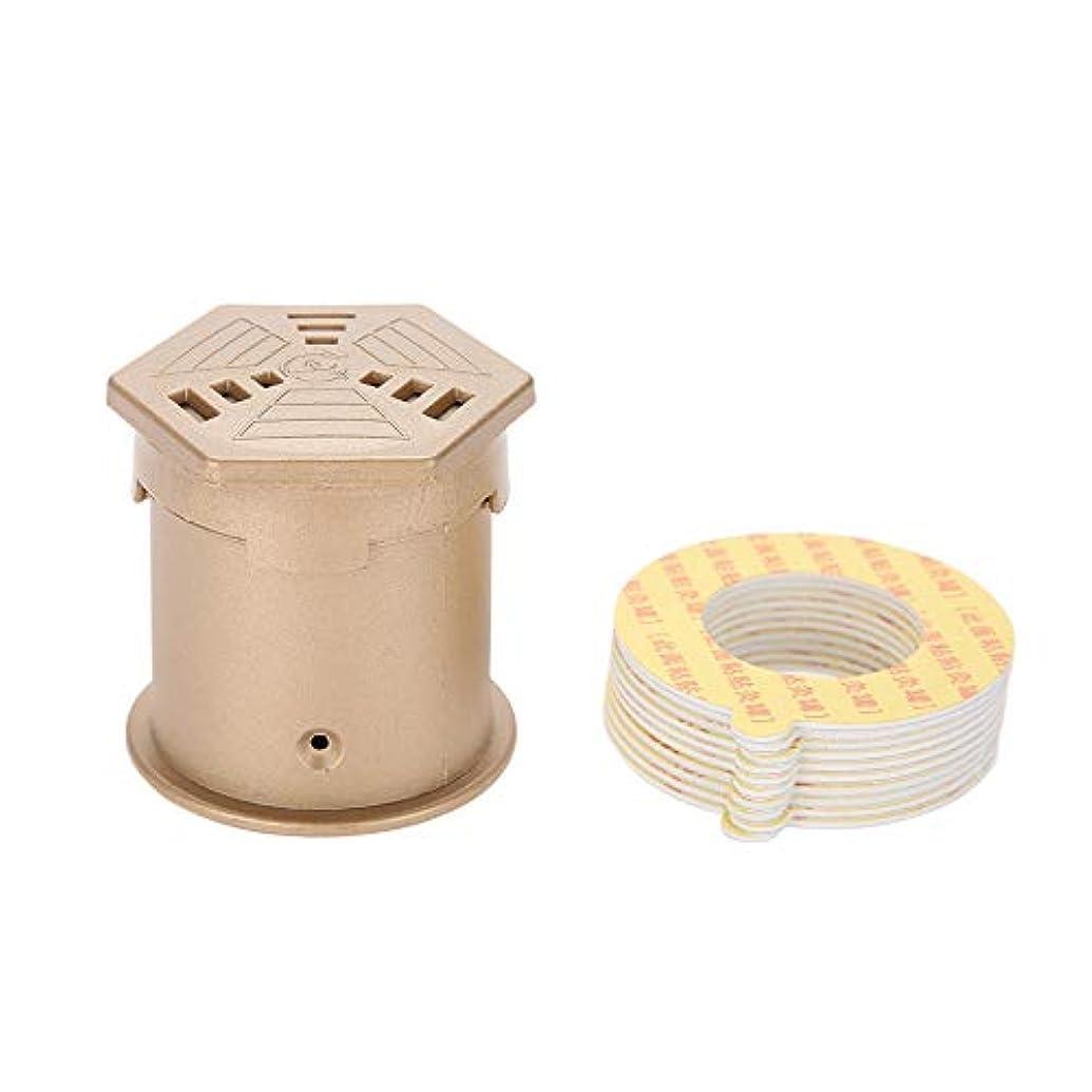 ゴムチート形状ボディ鍼灸ボックス スティックタンクマッサージトリートメント(01#)