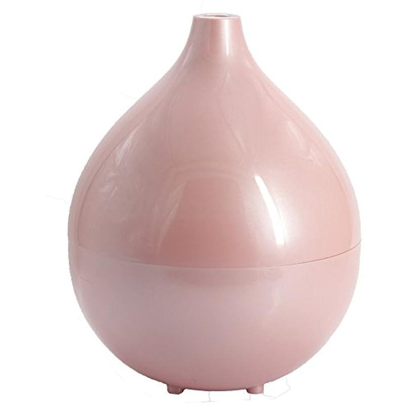 悪い韓国近代化する超音波 加湿器 桃/タンク容量:1.2L / 水溶性アロマ対応