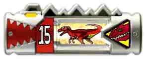 獣電戦隊 キョウリュウジャー 獣電池02 アロメラス