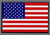 東洋マーク 国旗ステッカー アメリカ 91×61(mm) 366