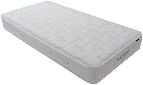 日本ベッド シルキーポケット ハード 幅140㎝ ダブルサイズ マットレス 11191D 11191D