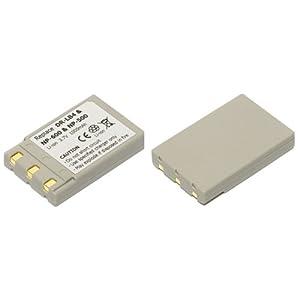 MyBattery HQ+ KONICA DR-LB4互換バッテリー【1000mAh】(お得な2個セット) MBH-DR-LB4 Plus