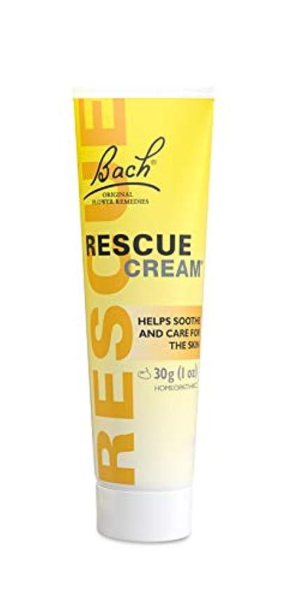 再編成するクーポン健康Bach Rescue Remedy Cream 30 gm (並行輸入品)