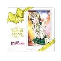 ラブライブ 虹ヶ咲学園スクールアイドル同好会 スタンド付きアクリルプレート 中須かすみ