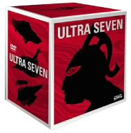 DVDウルトラセブン 全12巻セットの詳細を見る