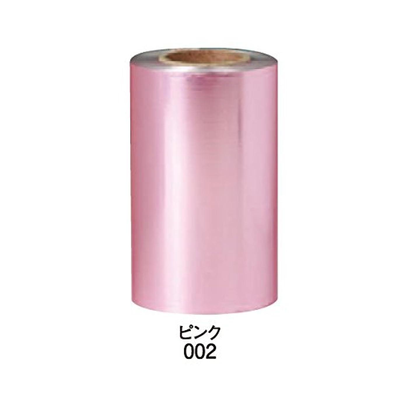 去る昇るロッド(ロータス)LOTUS カラーホイル 120mm×100m (業務用 (ピンク)
