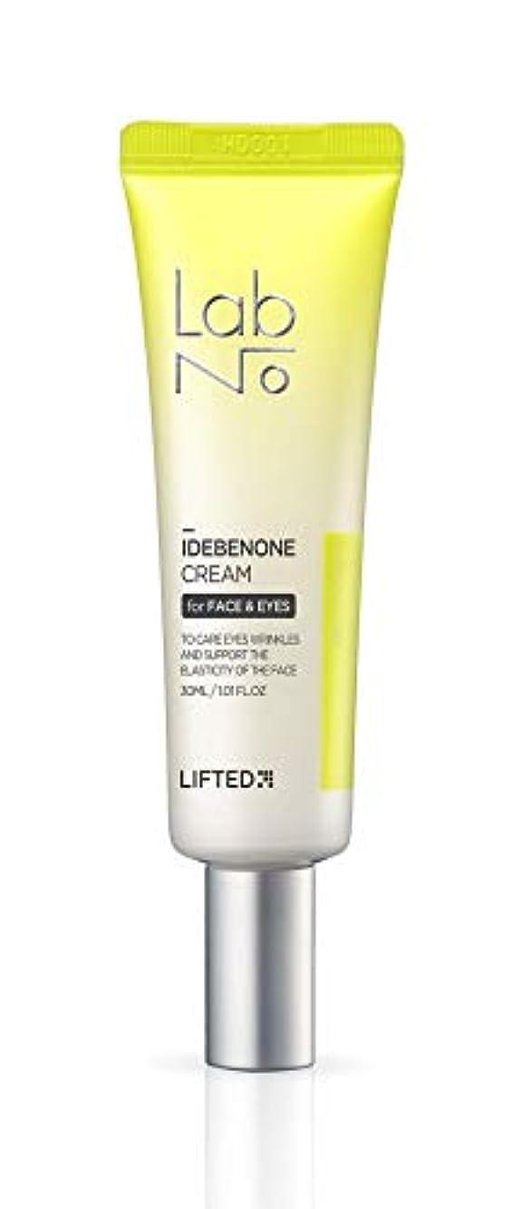 道に迷いました部分作りLabNo リフティッド イデベノン クリーム / Lifted Essential Idebenone Cream(30ml) [並行輸入品]