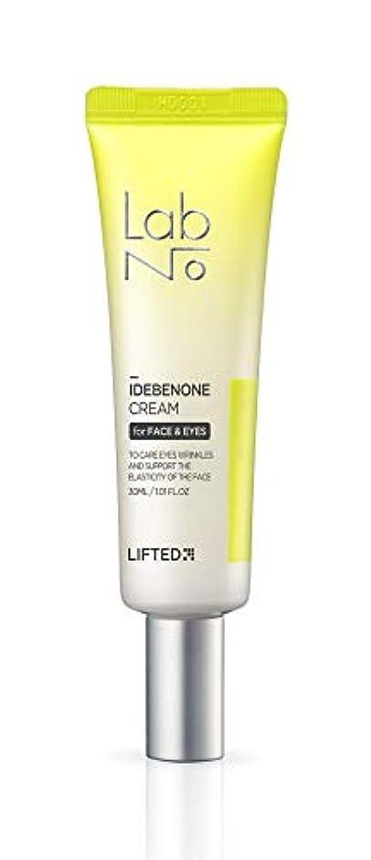 仮定こどもの宮殿の配列LabNo リフティッド イデベノン クリーム / Lifted Essential Idebenone Cream(30ml) [並行輸入品]