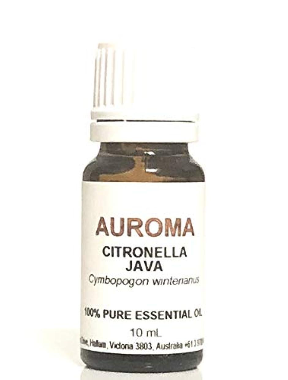 科学背が高いAUROMA シトロネラ 10ml