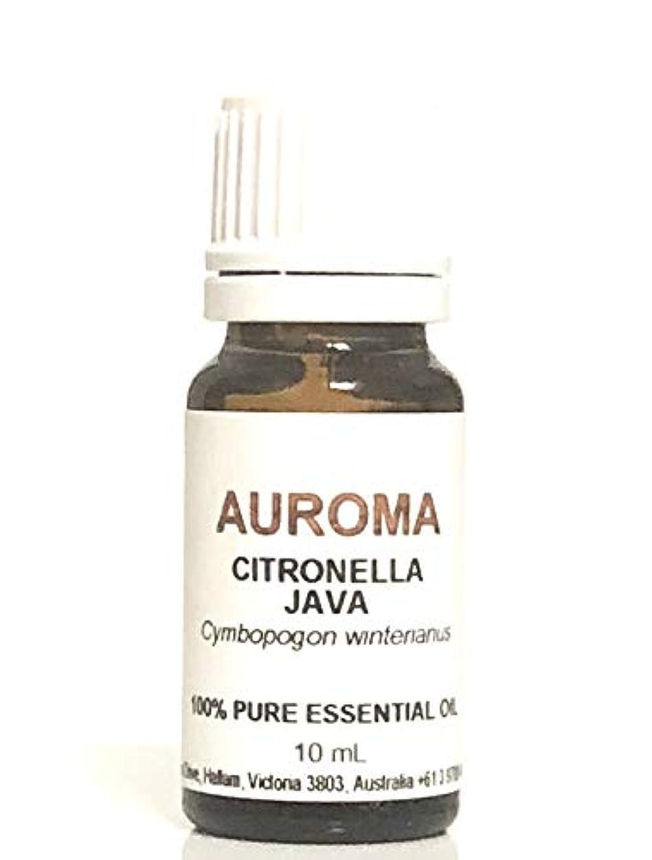 くそー抜け目のない肌AUROMA シトロネラ 10ml