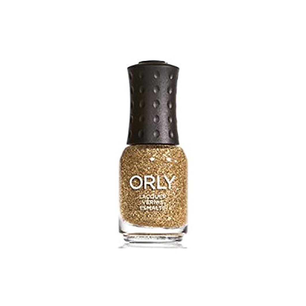 グラススナップ満州ORLY(オーリー)ネイルラッカーミニ 5.3ml ヘアーバンド#48663