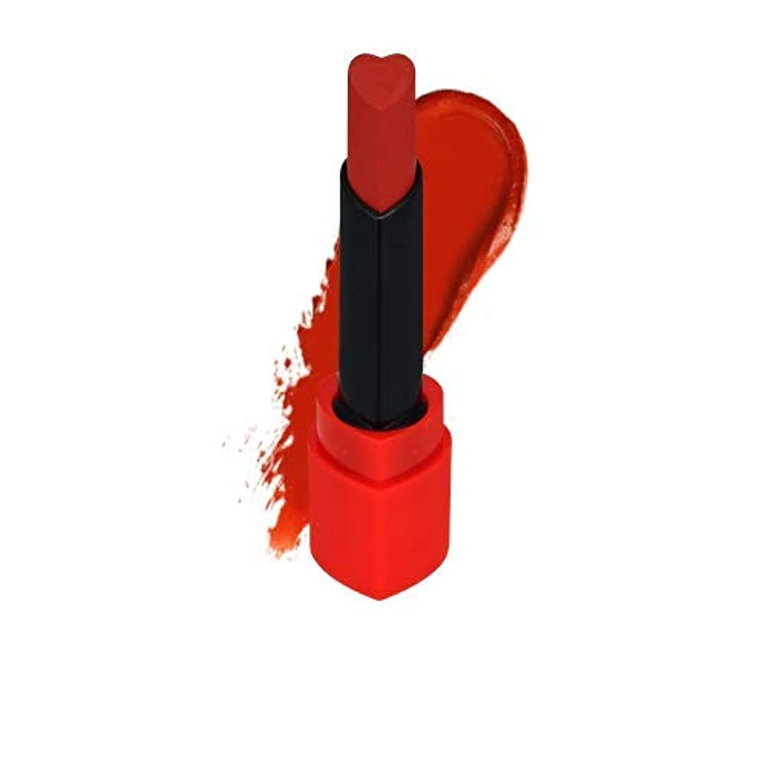 ためらうかわす顎ホリカホリカ ハートクラッシュ?ベルベット?リップスティック HOLIKA HOLIKA Heart Crush Velvet Lipstick 1.8g (# BE01 SOMKED TOAST) [並行輸入品]