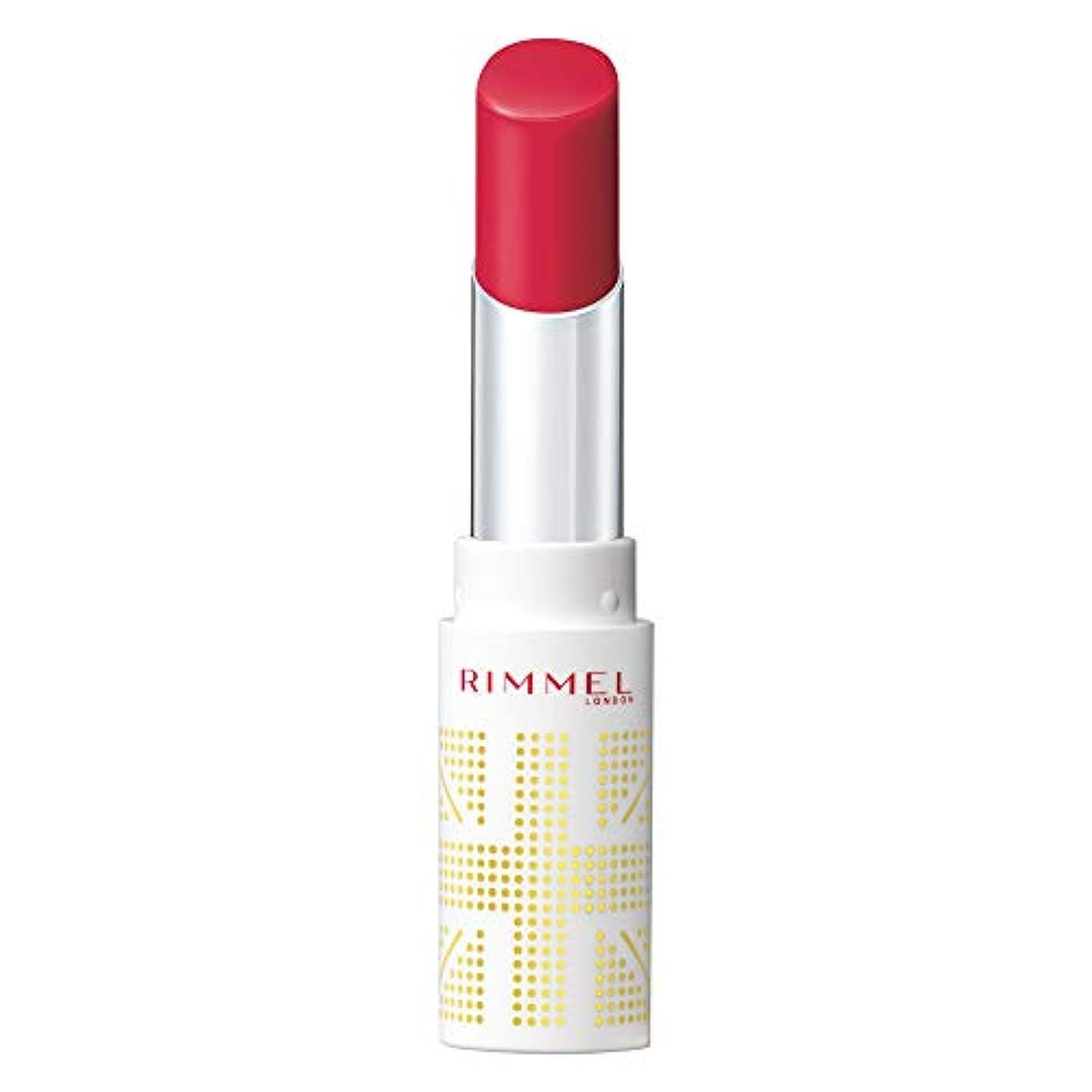 到着盲信ワックスRimmel (リンメル) リンメル ラスティングフィニッシュ オイルティントリップ 001 ベリーピンク 3.8g 口紅