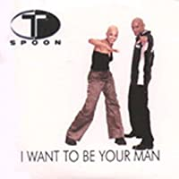 I want to be your man [Single-CD]