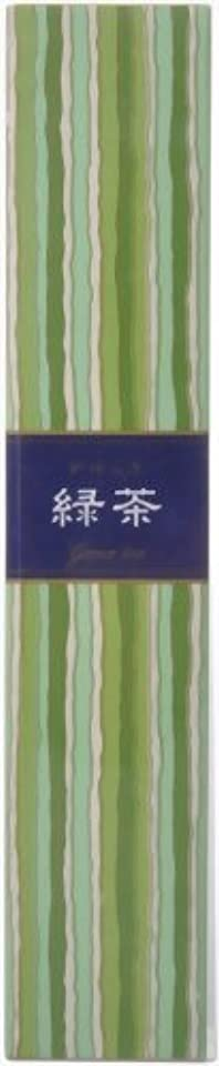 プラス繊毛重力かゆらぎ 緑茶 スティック40本入 香立付