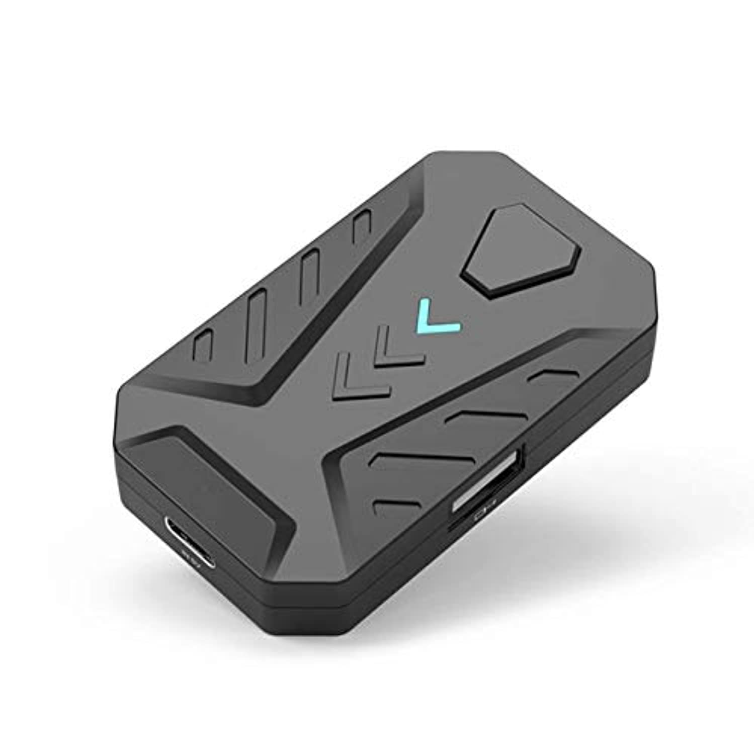 メイト正確なハングACHICOO キーボードマウスコンバータ キーボードマウス拡張アダプタ キーボードマウス拡張ドック BattleDockコントローラ PUBG携帯電話ゲーム用