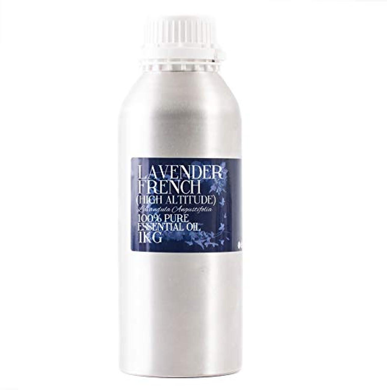 知覚的立証するコミュニティMystic Moments | Lavender French (High Altitude) Essential Oil - 1Kg - 100% Pure