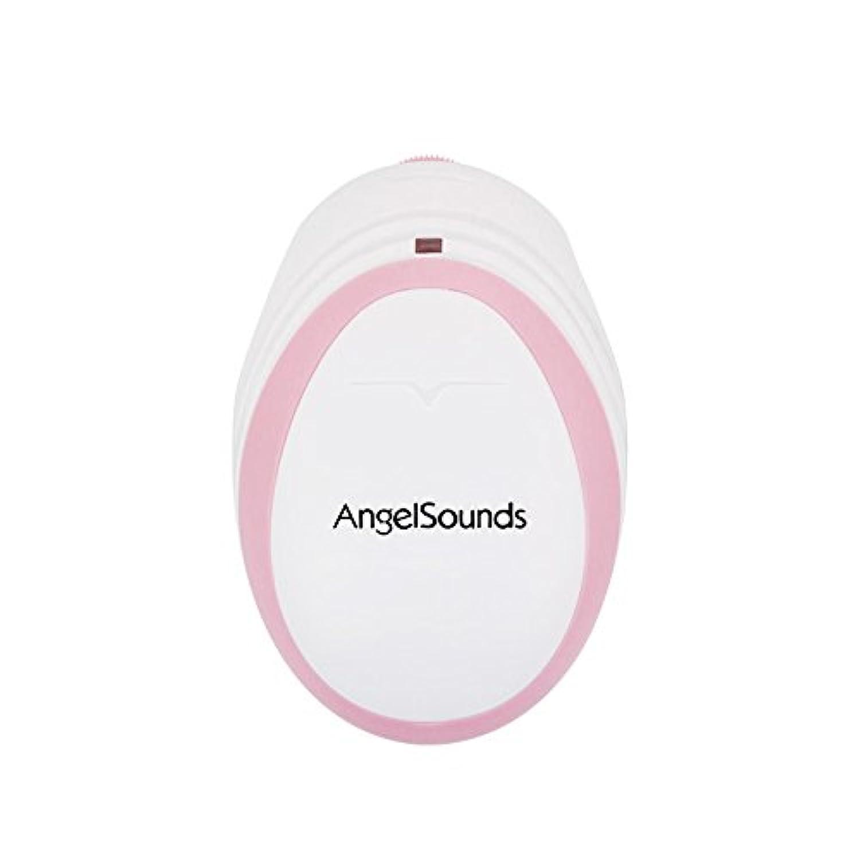 胎児超音波心音計 エンジェルサウンズ Angelsounds JPD-100S mini (ピンク)