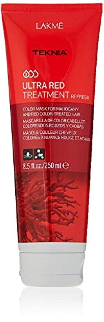素晴らしさ脚本ホーンLakme Teknia Ultra Red Treatment (250ml) by Lakme