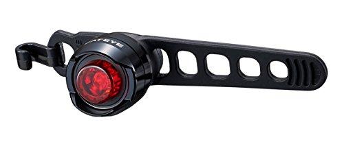 キャットアイ(CAT EYE) テールライト ORB SL-LD160-R ブラック 電池式