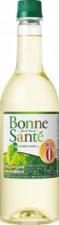 ボンヌサンテ糖質ゼロ(白) 720ml [日本/白ワイン/甘口/ミディアムボディ/1本]
