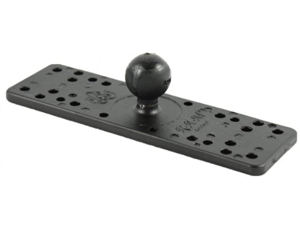 ホット磁気ほとんどの場合RAM 1  ボール用 魚探取り付けマウント RAM-B-111BU