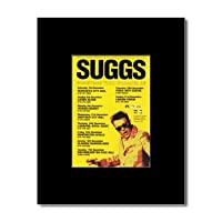 MADNESS - Suggs - UK Tour 1996 Mini Poster - 13.5x10cm