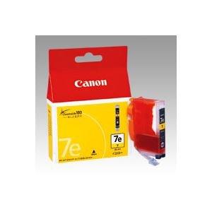 (業務用セット) キヤノン Canon インクジェットカートリッジ BCI-7eY イエロー 1個入 【×3セット】 [簡易パッケージ品]