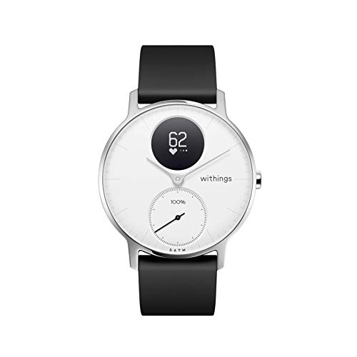 Withings / Nokia スマートウォッチ Steel HR 心拍&...