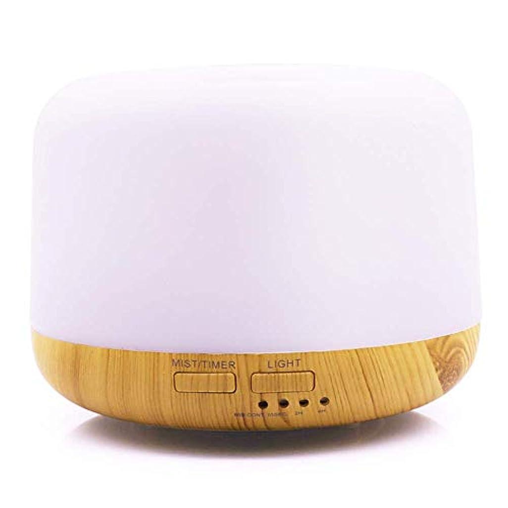 変わる予言する消毒する超音波カラフルなライトアロマテラピーマシンLED照明パンの加湿器ホームオフィスの美しさ,Natural