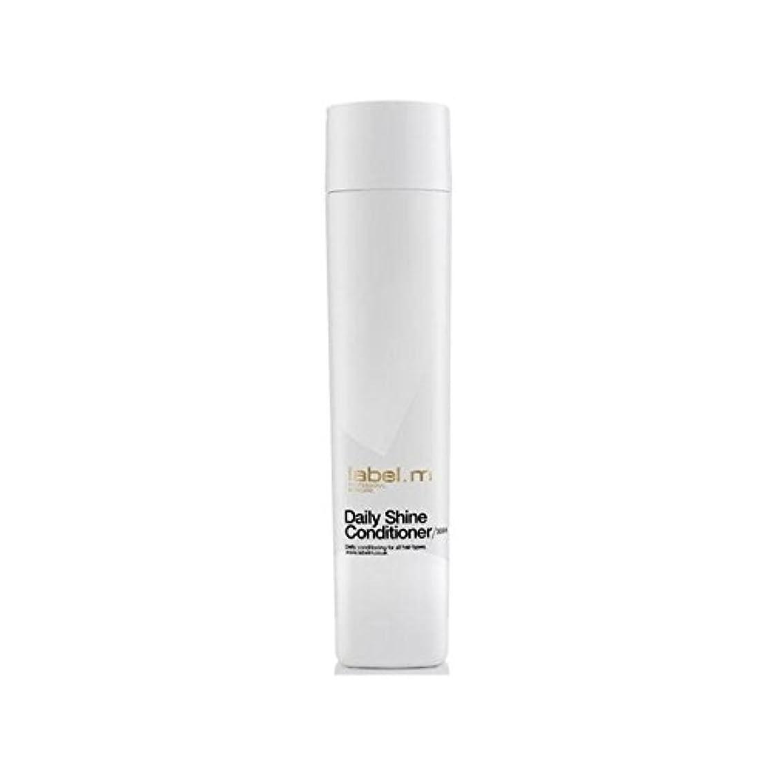 ローン日記サラミLabel.M Daily Shine Conditioner (300ml) (Pack of 6) - .毎日シャインコンディショナー(300ミリリットル) x6 [並行輸入品]