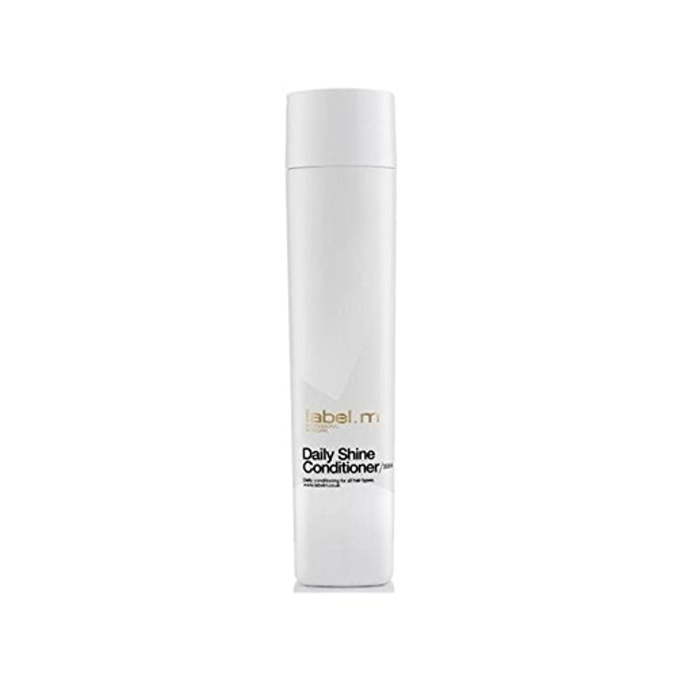 Label.M Daily Shine Conditioner (300ml) (Pack of 6) - .毎日シャインコンディショナー(300ミリリットル) x6 [並行輸入品]
