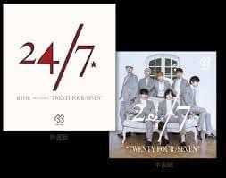 24/7(TWENTY FOUR/SEVEN)(通常盤A)