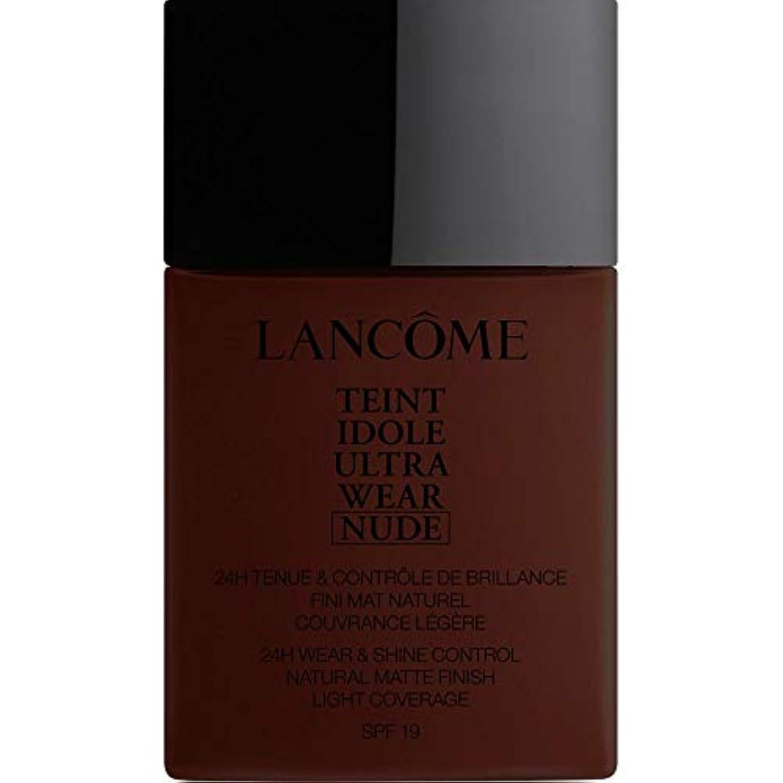 [Lanc?me ] ランコムTeintのIdole超摩耗ヌード財団Spf19の40ミリリットル17 - エベヌ - Lancome Teint Idole Ultra Wear Nude Foundation SPF19...