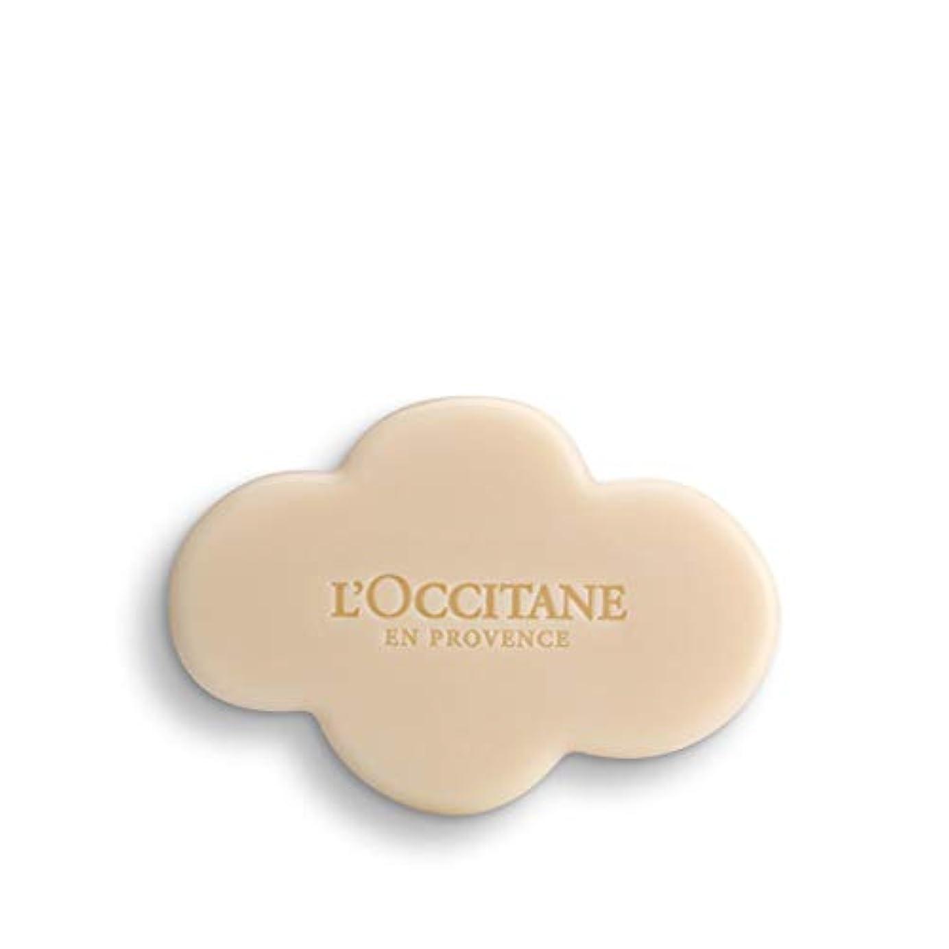 チャンピオンシップ誘惑飼料ロクシタン(L'OCCITANE) ハニーハイヴ シア ソープ 石鹸 ルミナスハニー 150g