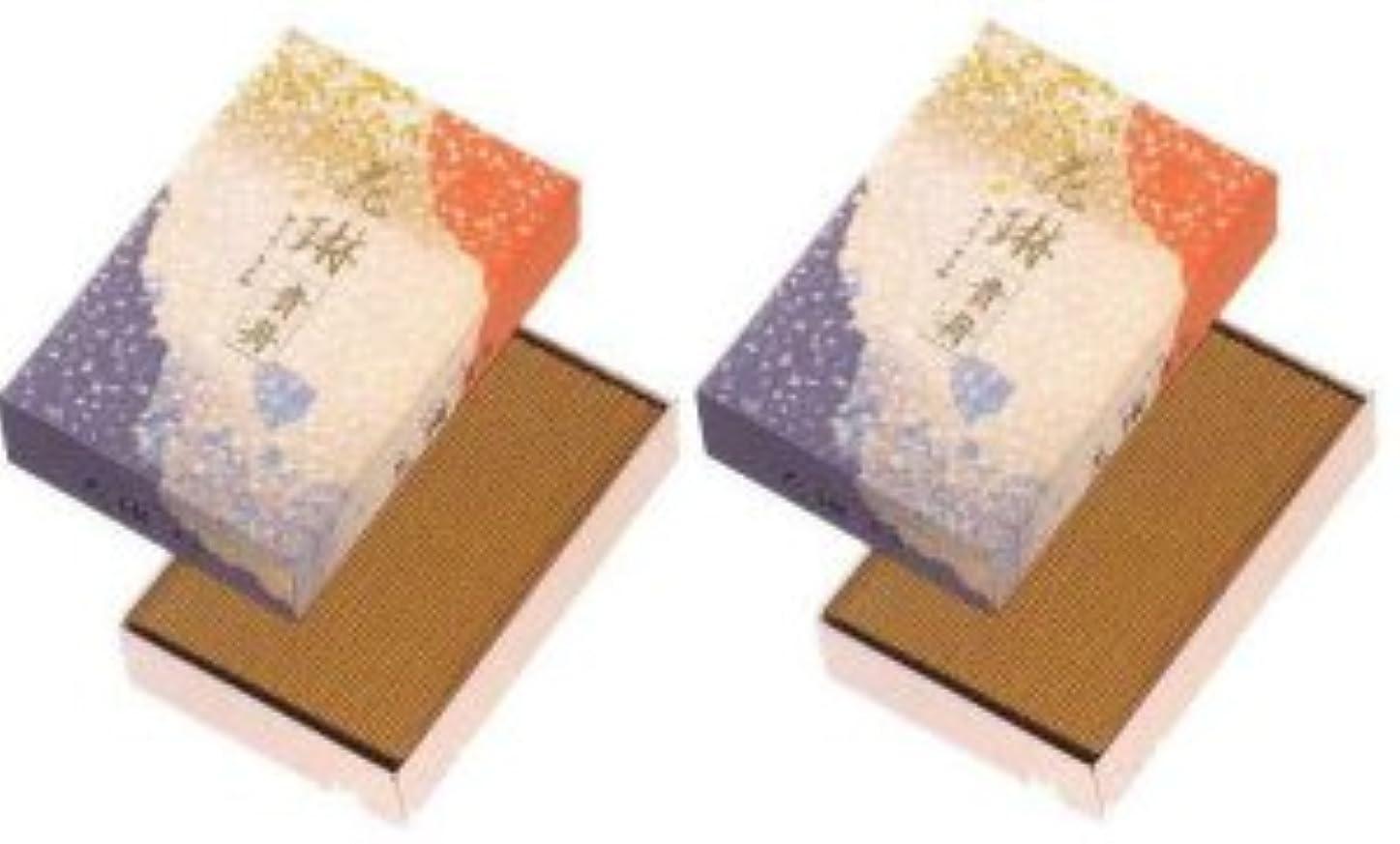 複製左エンドテーブル薫寿堂 花琳貴舟 大バラ 2箱セット
