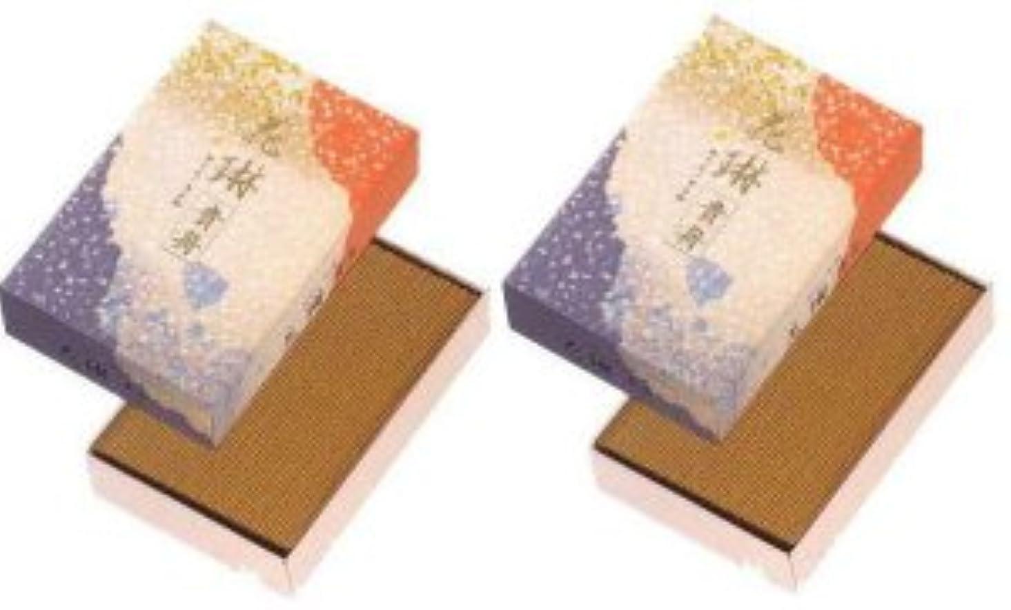 乱気流くさび制限薫寿堂 花琳貴舟 大バラ 2箱セット