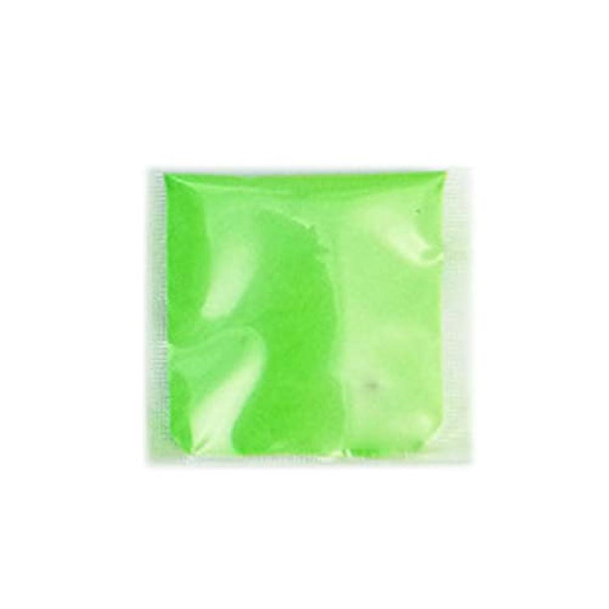 寝る魅了する調和のとれたslQinjiansavネイルアート&ツール修復ツール10g浸漬顔料パウダーマニキュア蛍光グリッターダストDIYネイルアート装飾 - アップルグリーン