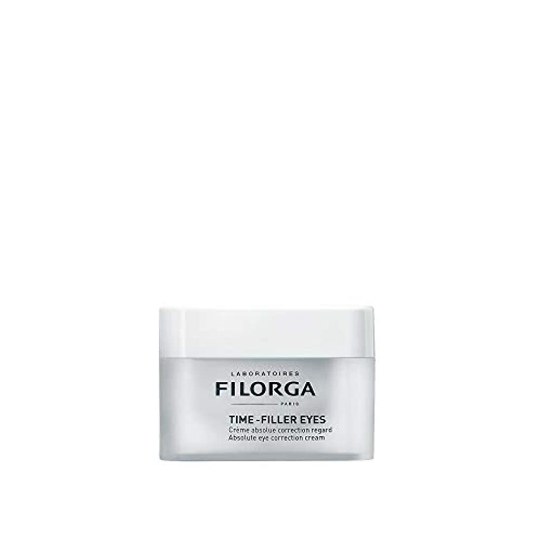 六普通にメンテナンスFilorga Time-Filler Eyes Crema Absoluta Corrección Contorno De Ojos 15Ml